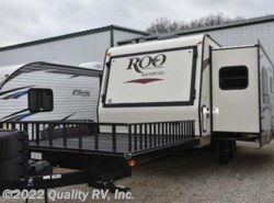 New 2017  Forest River  21SSL ROCKWOOD ROO by Forest River from Quality RV, Inc. in Linn Creek, MO