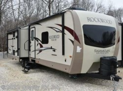 New 2017  Forest River  8328BS ROCKWOOD SIGNATURE ULTRA LITE by Forest River from Quality RV, Inc. in Linn Creek, MO