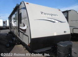 New 2016  Keystone Passport 3220BH