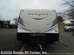 New 2017  Keystone Passport 239ML by Keystone from Reines RV Center, Inc. in Manassas, VA