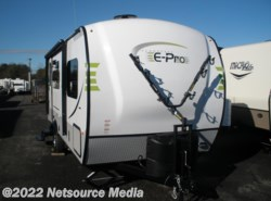 New 2017  Forest River Flagstaff E-Pro 19FBS by Forest River from Restless Wheels RV Center in Manassas, VA