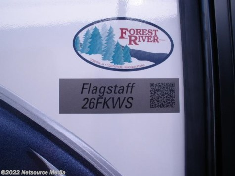 2018 Forest River Flagstaff 26FKWS