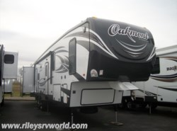 New 2015  Heartland RV Oakmont OM 375 QB