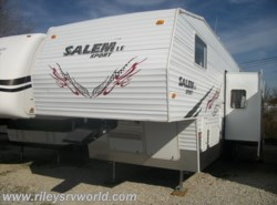 Used 2008  Forest River Salem LE 32 SRV by Forest River from Riley's RV World in Mayfield, KY