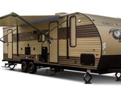 New 2017  Forest River Grey Wolf 26DBH by Forest River from Luke's RV Sales & Service in Lake Charles, LA