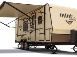 New 2017  Forest River Rockwood Mini Lite 2109S by Forest River from Luke's RV Sales & Service in Lake Charles, LA