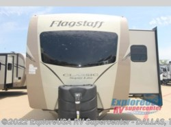New 2019 Forest River Flagstaff Classic Super Lite 832RKBS available in Mesquite, Texas