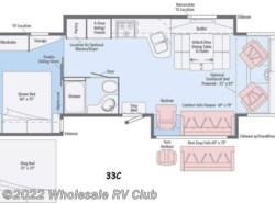 New 2016  Winnebago Sightseer 33C by Winnebago from Wholesale RV Club in Ohio