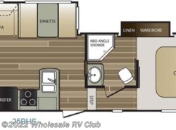 New 2017  Keystone Cougar X-Lite 25BHS by Keystone from Wholesale RV Club in Ohio