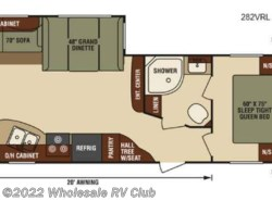 New 2016  Venture RV SportTrek 282VRL by Venture RV from Wholesale RV Club in Ohio