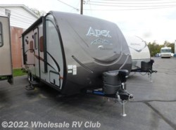 New 2016  Coachmen Apex Ultra-Lite 215RBK by Coachmen from Wholesale RV Club in Ohio