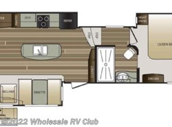 New 2017  Keystone Cougar 333MKS by Keystone from Wholesale RV Club in Ohio