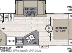 New 2017  Coachmen Freedom Express 257BHS by Coachmen from Wholesale RV Club in Ohio