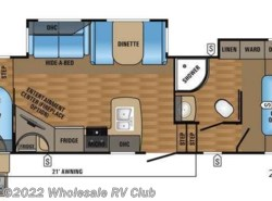 New 2017  Jayco Eagle HT 29.5BHDS by Jayco from Wholesale RV Club in Ohio