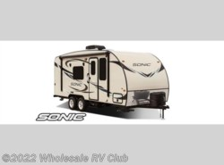 New 2017  Venture RV Sonic 220VBH by Venture RV from Wholesale RV Club in Ohio