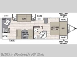 New 2017  Coachmen Freedom Express 246RKS by Coachmen from Wholesale RV Club in Ohio