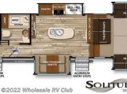 New 2016  Grand Design Solitude 379FL by Grand Design from Wholesale RV Club in Ohio