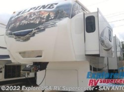 Used 2012  Keystone Alpine 3555RL by Keystone from ExploreUSA RV Supercenter - SAN ANTONIO, TX in San Antonio, TX