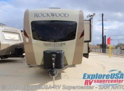 New 2017  Forest River Rockwood Signature Ultra Lite 8326BHS by Forest River from ExploreUSA RV Supercenter - SAN ANTONIO, TX in San Antonio, TX
