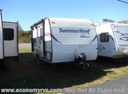 Used 2015  Keystone Springdale Summerland 1600BH by Keystone from Economy RVs in Mechanicsville, MD