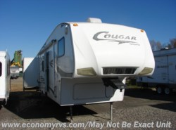 Used 2009  Keystone Cougar 293SAB by Keystone from Economy RVs in Mechanicsville, MD