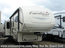 New 2019 Forest River Cardinal Explorer 322DS available in Mechanicsville, Maryland
