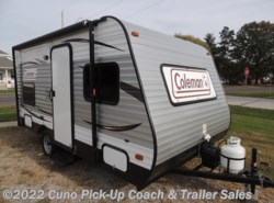 Used 2016  Dutchmen Coleman 15BH by Dutchmen from Cuno Pick-Up Coach & Trailer Sales in Montgomery City, MO