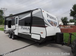 New 2016  Palomino Puma 23FB by Palomino from Cuno Pick-Up Coach & Trailer Sales in Montgomery City, MO