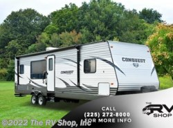 New 2017  Gulf Stream Conquest 288ISL by Gulf Stream from The RV Shop, Inc in Baton Rouge, LA