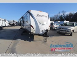 Used 2013  Keystone Sprinter 277RLS by Keystone from ExploreUSA RV Supercenter - CANTON, TX in Wills Point, TX