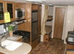 New 2017  Forest River Salem 27DBUD by Forest River from COLUMBUS CAMPER & MARINE CENTER in Columbus, GA