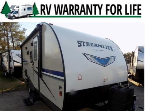 2018 Gulf Stream StreamLite Ultra Lite 18RBD