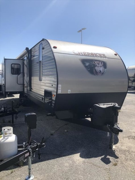 2017 Forest River Cherokee 304R