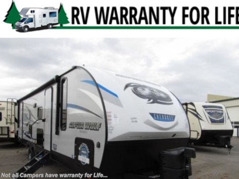 2019 Forest River Cherokee Alpha Wolf 26DBH-L