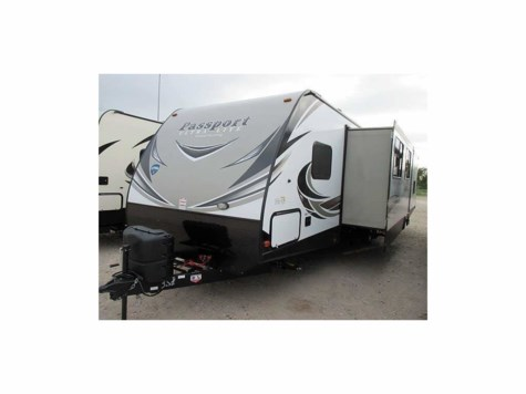 2018 Keystone Passport Ultra Lite Grand Touring 3290BH