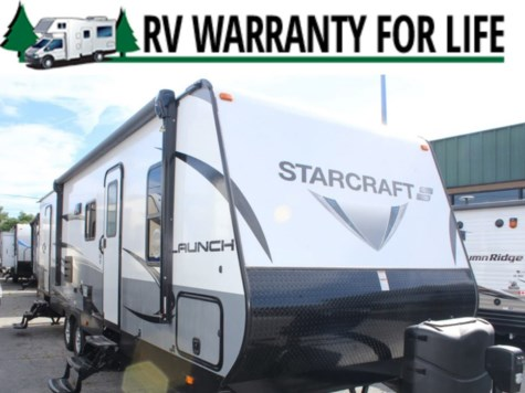 2019 Starcraft Launch Outfitter 31BHS