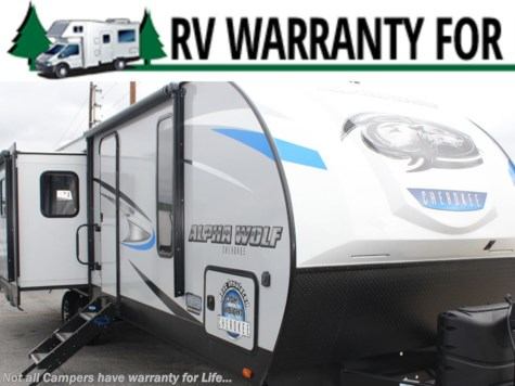 2019 Forest River Cherokee Alpha Wolf 26RL