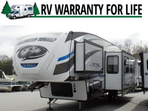 2019 Forest River Cherokee Arctic Wolf 315TBH