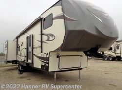 New 2017  Forest River Wildwood 356QB by Forest River from Hanner RV Supercenter in Baird, TX