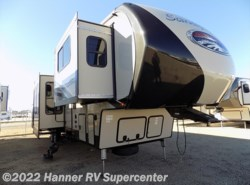 New 2017  Forest River Sandpiper 379FLOK by Forest River from Hanner RV Supercenter in Baird, TX