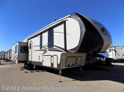 New 2017  Forest River Sandpiper 3702LOK by Forest River from Hanner RV Supercenter in Baird, TX