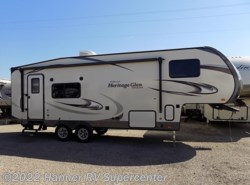 New 2018 Forest River Wildwood Heritage Glen Hyper-Lyte Hemisphere 25RKHL available in Baird, Texas