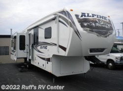 Used 2013  Keystone Alpine 3500RE by Keystone from Ruff's RV Center in Euclid, OH
