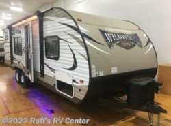 New 2017  Forest River Wildwood X-Lite 261BHXL by Forest River from Ruff's RV Center in Euclid, OH
