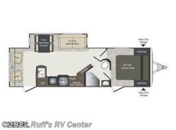 New 2017  Keystone Laredo 288RL by Keystone from Ruff's RV Center in Euclid, OH