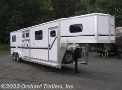 New 2014  Jamco Competitor 4 Horse Head to Head With Dressing Room by Jamco from Orchard Trailers, Inc. in Whately, MA