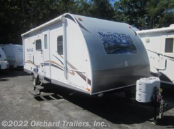 Used 2014  Heartland RV North Trail  21FBS by Heartland RV from Orchard Trailers, Inc. in Whately, MA