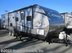New 2017  Coachmen Catalina SBX 291QBS by Coachmen from Orchard Trailers, Inc. in Whately, MA