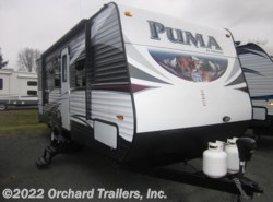 New 2015  Palomino Puma 22RB by Palomino from Orchard Trailers, Inc. in Whately, MA