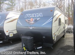 New 2017  Palomino Puma 30RKSS by Palomino from Orchard Trailers, Inc. in Whately, MA